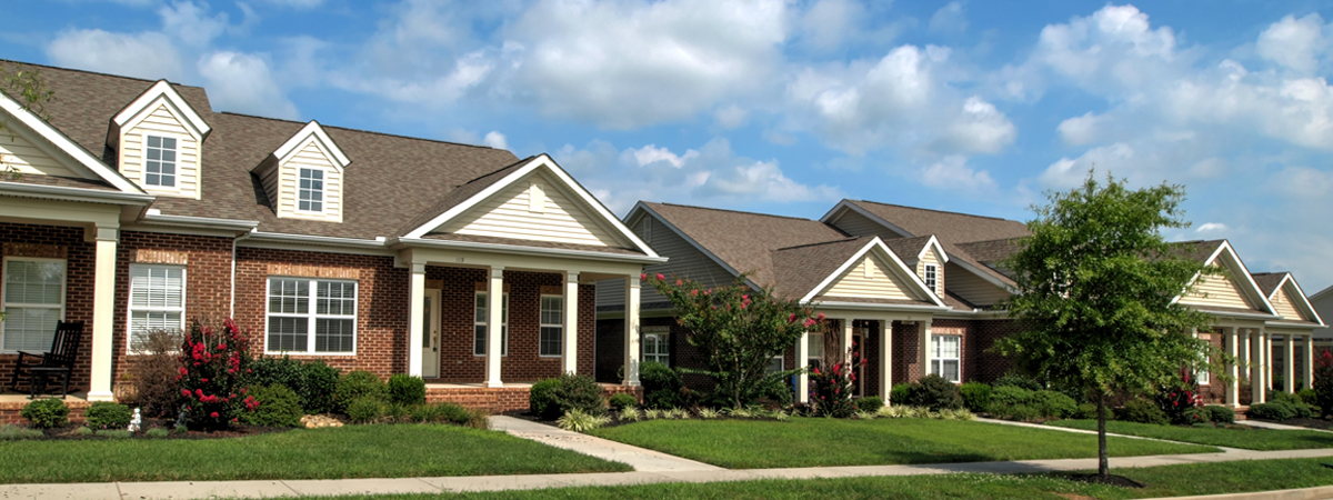 Classic Styled Homes